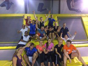 sporten-trampoline